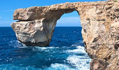 Dwejra Gozo Malta