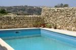 Dar Munxar Farmhouse Gozo pool