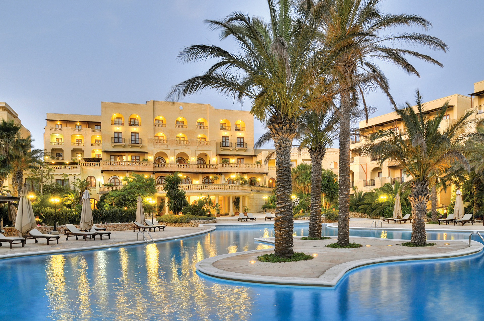 Gozo Malta Luxury Hotels