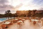 L'Ortolan Restaurant terrace Kempinski Hotel San Lawrenz, Gozo
