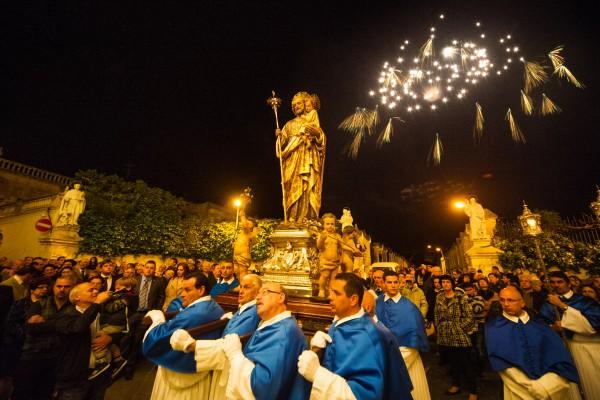 Feasts Gozo, Malta