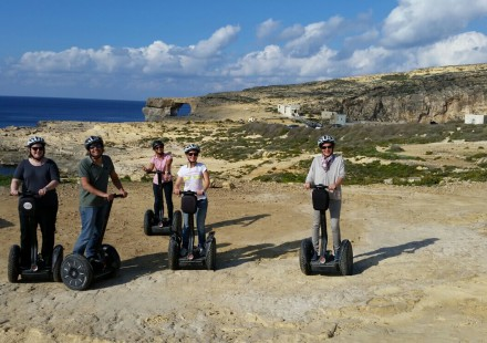 segway tours Gozo