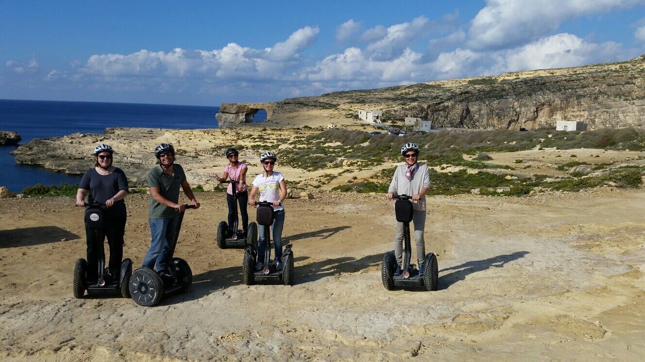 how long are segway tours