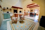 Kitchen and dining area Ta' Tonina Farmhouse Gozo