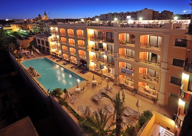 gozo hotel accommodation