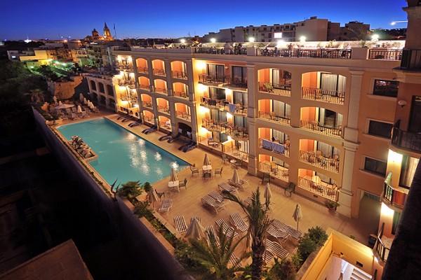 gozo hotel accommodation