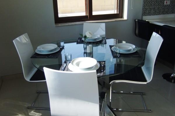 Villa Veduta Gozo Dining Area