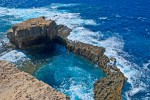Blue hole Gozo