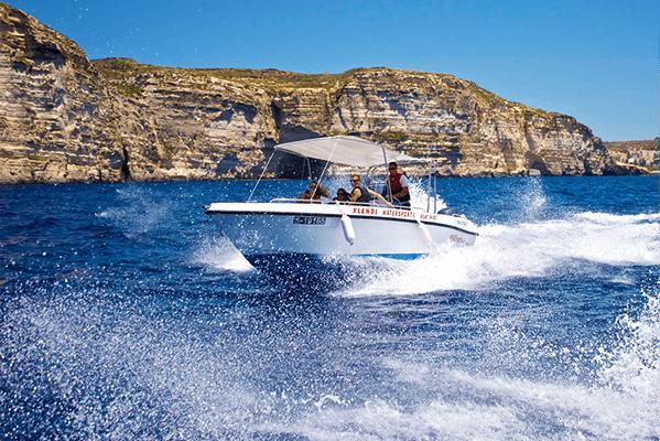 Gozo boat trips
