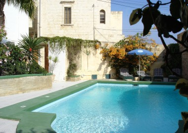 gozo holiday farmhouse