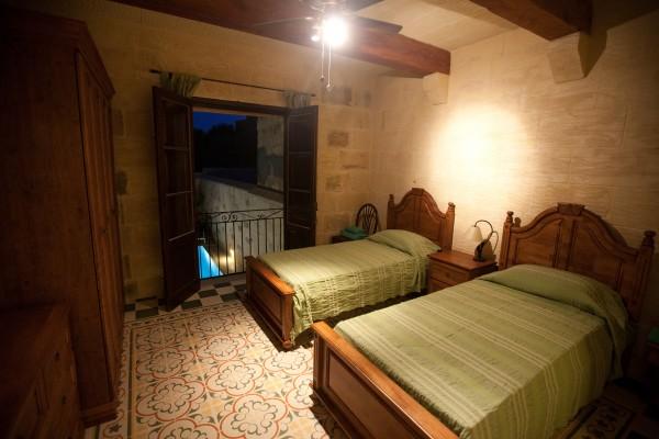 Twin Room - Tilmun Farmhouse Gozo