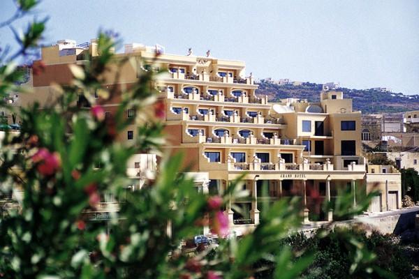 4 star hotel Gozo Malta Grand Hotel