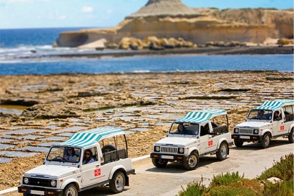 Gozo jeep tours