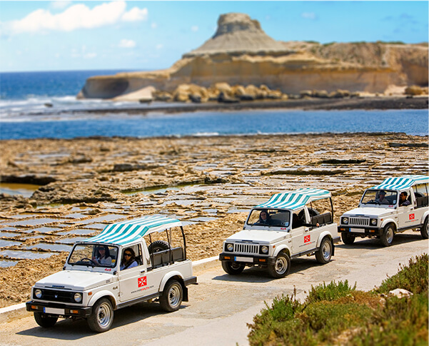 Gozo jeep tours