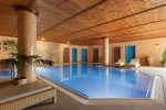 Indoor Hammam pool at the Kempinski Hotel San Lawrenz