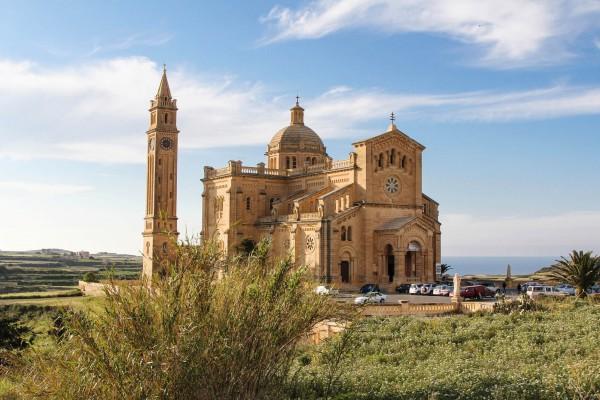 Ta' Pinu Sanctuary Gozo Malta