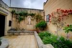 Main entrace Ta' Tonina Farmhouse Gozo