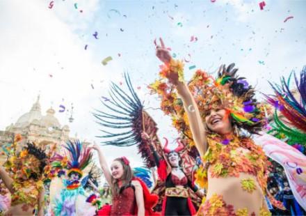 Celebrate Carnival in Gozo