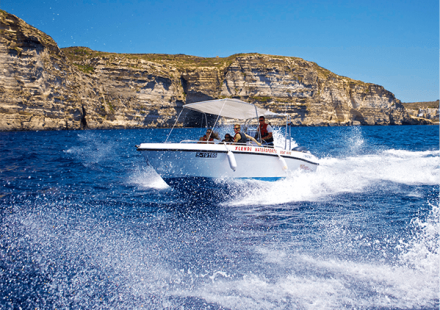 comino boat tours